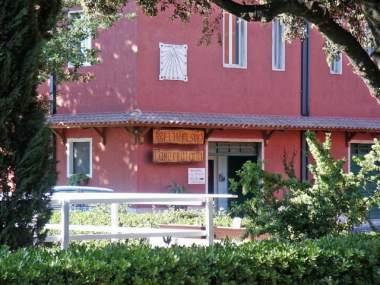 La meridiana un agriturismo in provincia di roma for Piani di casa di fattoria di cavalli