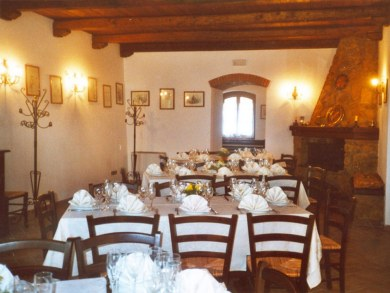 Sant Angelo A Holiday Farm In Acquapendente Province Of