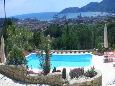 B B Villa Amaranta La Spezia Sp
