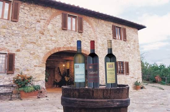 Fattoria di Poggiopiano, un agriturismo in provincia di Firenze