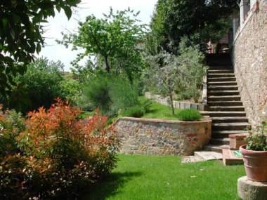 Fonte del castagno una casa vacanza in provincia di siena - Piante alto fusto da giardino ...
