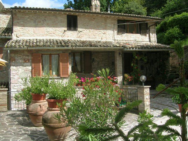 La Terrazza del Subasio, un b&b ad Assisi, provincia di Perugia ...
